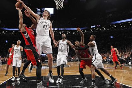 Кириленко помог «Бруклину» сравнять счет в серии плей-офф НБА