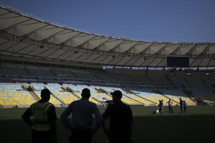 Вокруг бразильского стадиона введут сухой закон на время ЧМ