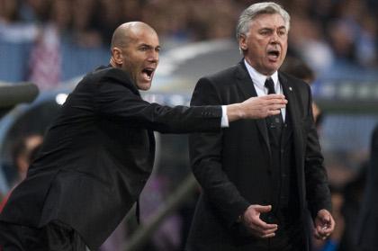 Зидан может стать главным тренером «Бордо»