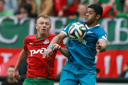 «Зенит» сохранил лидерство в чемпионате России