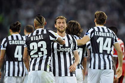 «Ювентус» досрочно стал чемпионом Италии