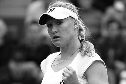 Британская теннисистка украинского происхождения скончалась в 30 лет