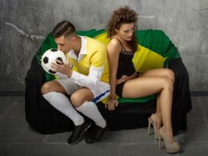 Ревность к футболу
