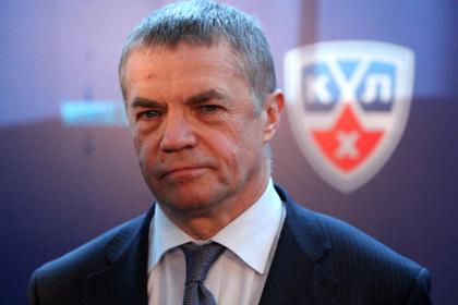 Президент КХЛ не будет претендовать на пост главы Федерации хоккея России