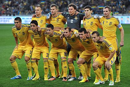 Сборная Украины проведет товарищеский матч со 102-й командой рейтинга ФИФА