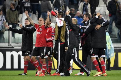 «Бенфика» сыграет с «Севильей» в финале Лиги Европы