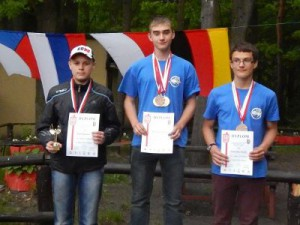 Рославльские судомоделисты привезли медали из Чехии и Польши