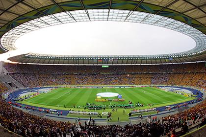 Финал Лиги чемпионов в 2015 году примет Берлин