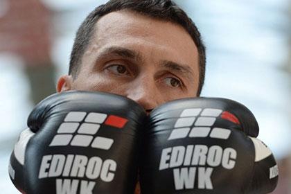 Владимир Кличко отказался защищать титул чемпиона в тяжелом весе