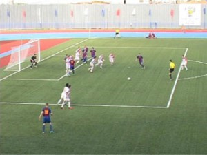 Смоленский «Днепр» в последнем домашнем матче обыграл «Вологду»