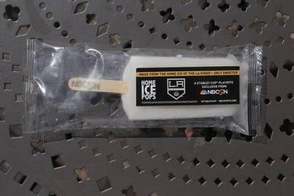 В США приготовили мороженое изо льда стадиона НХЛ