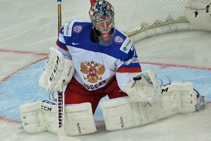 Бобровский сыграет с финнами на чемпионате мира
