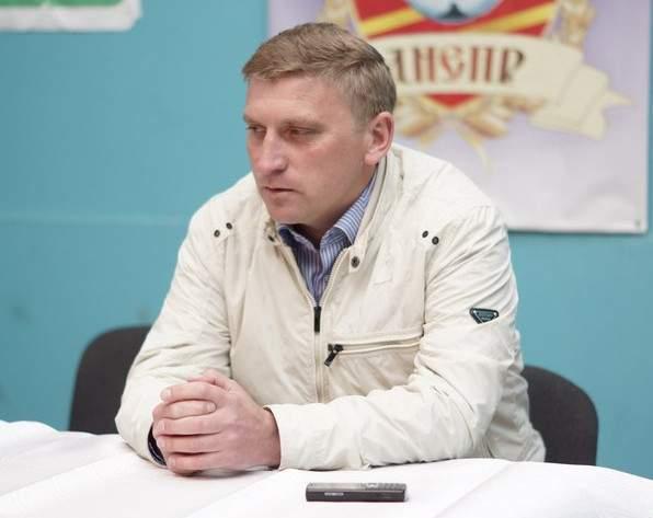 Главный тренер смоленского «Днепра» Сергей Гунько: «Игроки проявили характер»