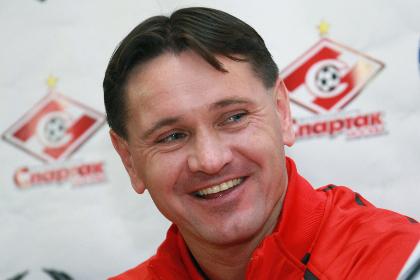 Дмитрий Аленичев вывел тульский «Арсенал» в премьер-лигу