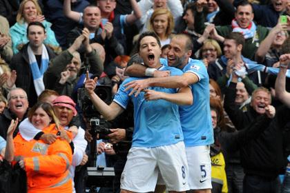 «Манчестер-Сити» стал чемпионом Англии в четвертый раз
