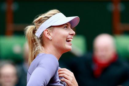 Мария Шарапова выиграла турнир в Мадриде