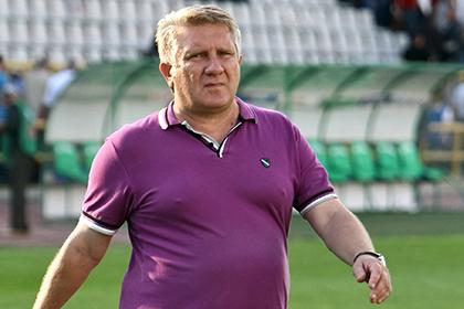 Сергей Ташуев стал новым главным тренером «Анжи»