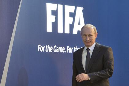Путин признался в любви к испанскому футболу