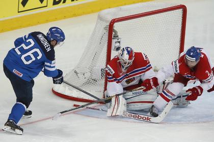 Сборная Финляндии сыграет с Россией в финале ЧМ по хоккею