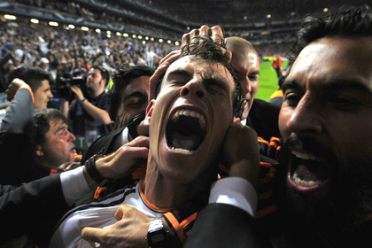 «Реал» стал победителем Лиги чемпионов