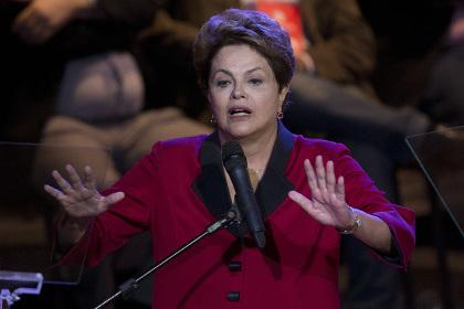 Президент Бразилии ответила на критику Роналдо