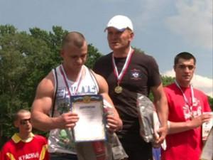 Жители районов Смоленщины соревновались на ежегодной спартакиаде