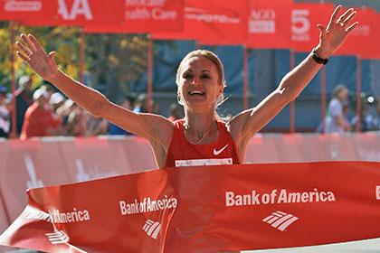 Российская победительница Чикагского марафона дисквалифицирована