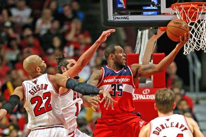 «Чикаго Буллс» вылетел из плей-офф НБА