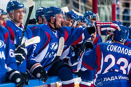 Тольяттинскую «Ладу» приняли в КХЛ