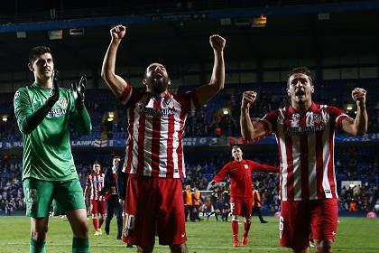 Финал Лиги чемпионов будет мадридским