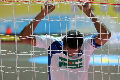 Чемпион России по мини-футболу впервые за 12 лет остался без медалей