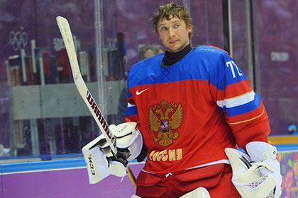Голкипер клуба НХЛ вызван в сборную России