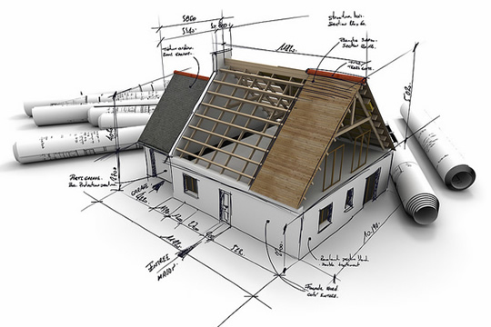 Строительство дома: начало