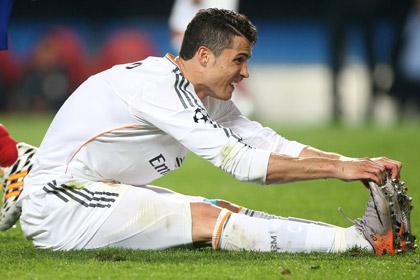 Криштиану Роналду получил травму ноги