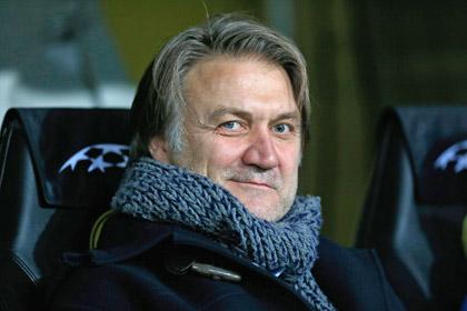 Спортивный директор «Зенита» подпишет контракт с «Гамбургом»