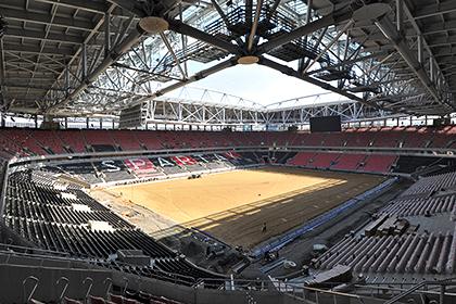 Матч открытия нового стадиона «Спартака» состоится 5 сентября