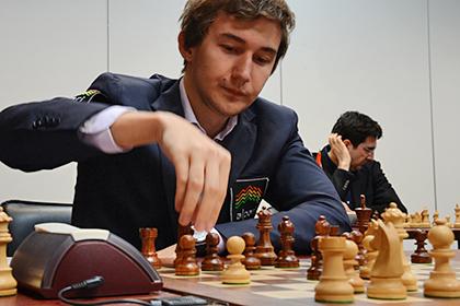 Российский гроссмейстер запутал шахматную программу