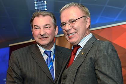 Третьяк и Фетисов остались единственными кандидатами на пост главы ФХР