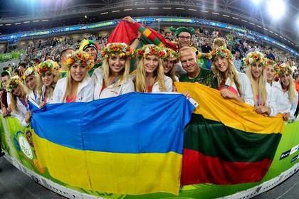 Украина лишилась права проведения чемпионата Европы по баскетболу
