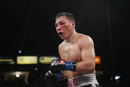 Боксер Проводников не сумел защитить титул чемпиона мира
