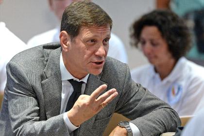 Жукова переизбрали на пост президента Олимпийского комитета России