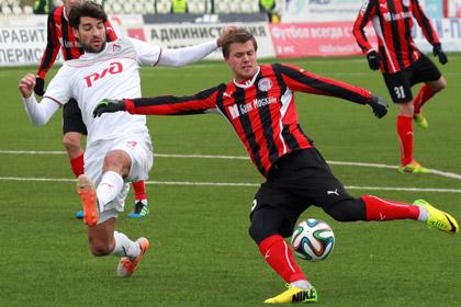 «Амкар» расстанется с ведущими футболистами
