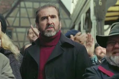 В Англии сняли запрет на рекламу пива с участием Эрика Кантона