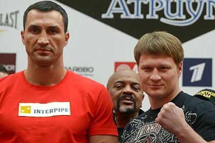 Поветкин до встречи с Кличко проведет три боя