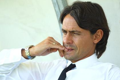 Филипо Индзаги стал новым главным тренером «Милана»