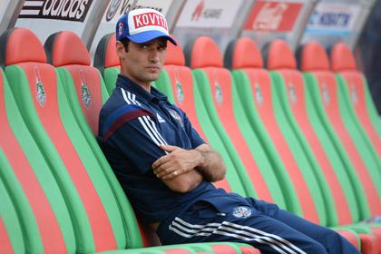 Роман Широков вернется на поле в ноябре