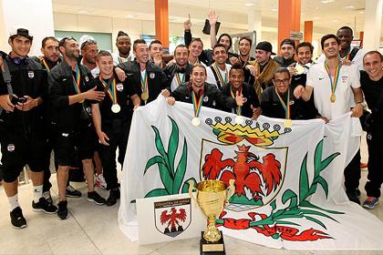 Ницца стала чемпионом мира среди непризнанных сборных
