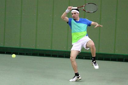 Российского теннисиста пожизненно дисквалифицировали за договорные матчи