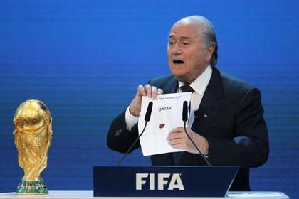 Футбольные чиновники предложили переизбрать страну-хозяйку ЧМ-2022