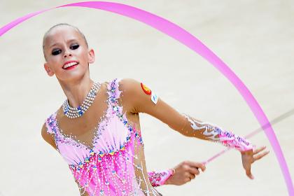 Российские гимнастки на ЧЕ завоевали восемь золотых медалей из девяти